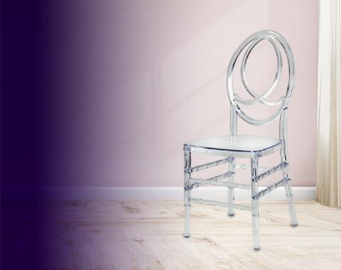 silla acrílica phoenix